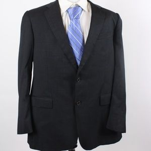 Brooks Brothers Dark Gray Blazer Size 45L